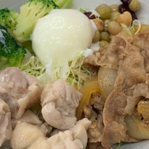 ライザップ牛サラダ生活 【1日目】87.05キロ