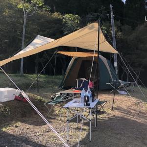 キャンプ道具を語る