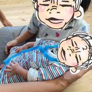 【出産報告】台風とともに赤ちゃん誕生!次男が生まれました〜