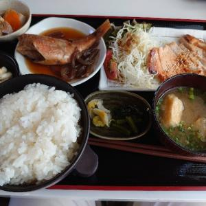丁寧に作られた美味しい和食ランチ。石川県小松市園町にある茶和庵で、ちゃわあんランチ。