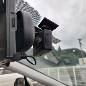 夏の終わりに煽り運転対策、セルスターのドライブレコーダCSD-500FHRをDIYで取り付けてみた。