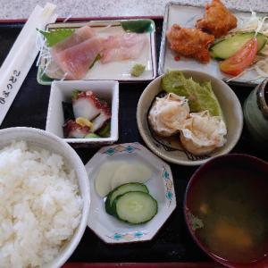 石川県小松市埴田町(はねだまち)の加賀産業道路沿いにあるお店、ひょっとこで日替わりランチ。