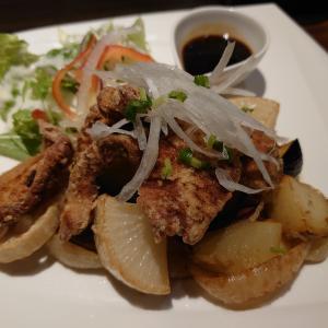 練習終わりの夜ご飯は、いつもの金沢市新保本にあるチョップスティック