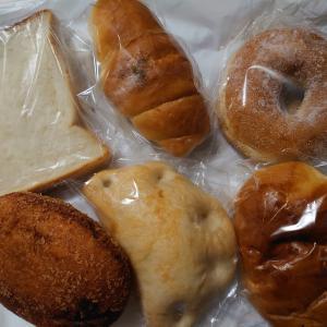野々市市新庄にあるハニーポットの前を閉店間際に通りかかったので、フラッと寄ってパンを少し購入。