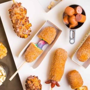 【神戸元町・南京町】ZERO CALORIE(ゼロカロリー)のチーズドッグ食べた!