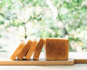 【神戸三宮】明日の食パンの無添加食パン食べた!素朴でふわふわ食感♪