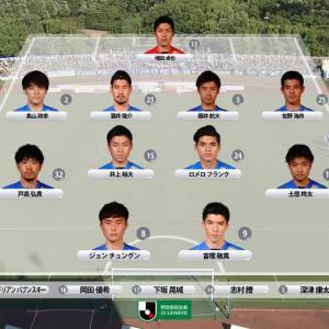 J2 第18節 Vファーレン長崎 対 FC町田ゼルビア 感想