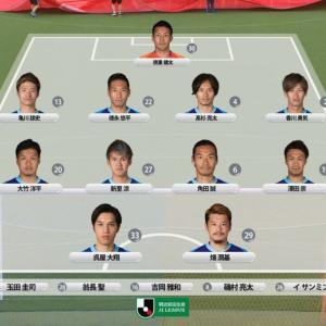 J2 第20節 Vファーレン長崎 対 FC琉球 感想