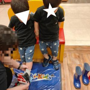 子ども靴のサイズアウト早すぎ!