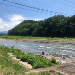 依田川 東郷橋