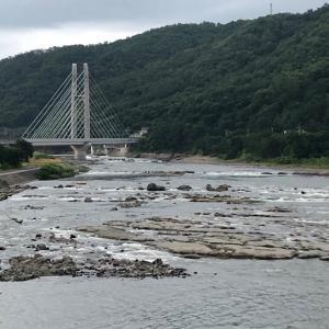 千曲川第二堰堤