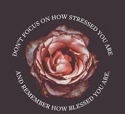 ストレス改善のためには