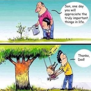 親になった時に知る