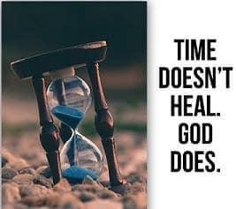 時間は癒す事が出来るのか?