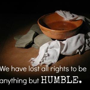 権利と謙遜と幸せ