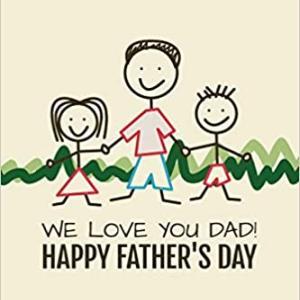 今日は父の日、そして忘れてはいけないのは