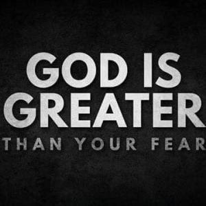 神様の大きさ