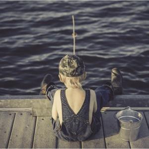 ラン活始動!&釣り体験!ざ〇おに行って来た!