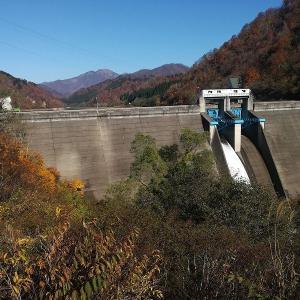 懐かしのダム