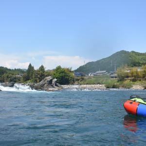 長良川で大集結