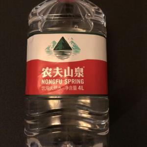 上海のお水事情