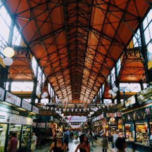 ブダペスト観光おすすめスポット「ブダペスト中央市場」の楽しみ方!