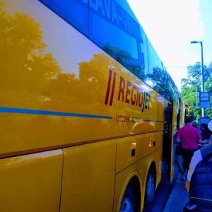 ハンガリーからオーストリアまでバス移動!料金や所要時間について