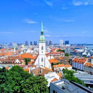 スロバキア観光|首都ブラチスラバを1泊2日で完全攻略!
