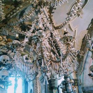 チェコの穴場スポット!骸骨教会『セドレツ納骨堂』の行き方と詳細情報