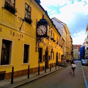 プラハでお勧めのビアガーデン|ウ・フレクーで至高の黒ビールを堪能しよう!