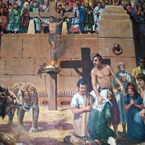 ローマ帝国の大迫害とキリシタン大殉教の類似要因