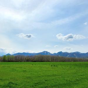 那須散歩の風景いろいろ☆本日は五峰がキレイです!