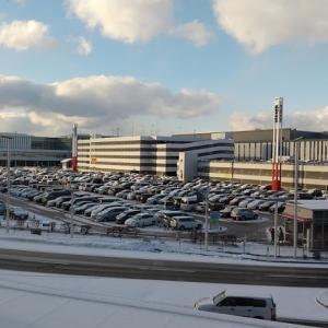 12月20日-部隊解散につき、冬ニジ。