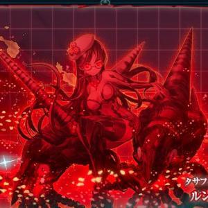 【艦これ】2021春イベE-3甲:タサファロング泊地沖【激突!ルンガ沖夜戦】
