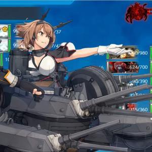 【艦これ】2021春 E-5-2甲 編成メモ【激突!ルンガ沖夜戦】