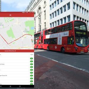 """ロンドン行くなら""""Citymapper""""!""""Google maps""""より使える地図アプリをロンドンで試してみました。""""Citymapper""""持って海外旅行に行こう"""