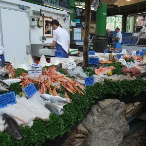 ロンドンマーケット№1のバラ・マーケット(Borough Market)をめぐってみた!