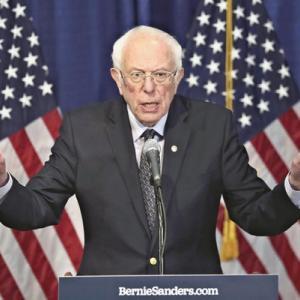 【超絶朗報】米大統領選、サンダース氏が撤退へ。投資家にとっては追い風か。