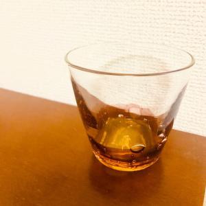 美しい琉球のグラス。