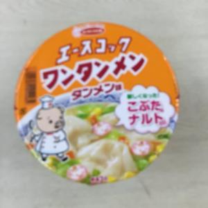 エースコック ワンタンメン タンメン味
