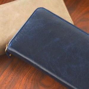 大人の色っぽさ満点。Vita Felice オイルレザー長財布 レビュー【大満足の収納性・本牛革・5種のカラーバリエーション】