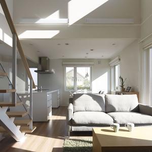 階段はリビングなんですか?リビング階段の一番のメリットとは…一条工務店i-smartでつくる家づくり