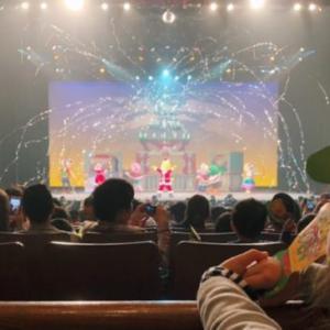 しまじろう2018冬コンサートを観にメルパルク東京に行って来ました