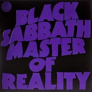 Black Sabbath / Master Of Realtity
