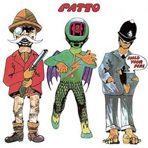 Patto / HOLD YOUR FIRE