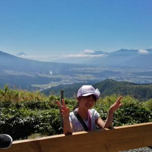 9月 車山ハイキング