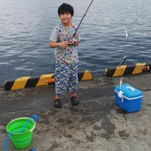 二度目の海釣りへ行く