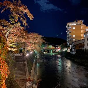 未熟さに気づく秋の日の夜