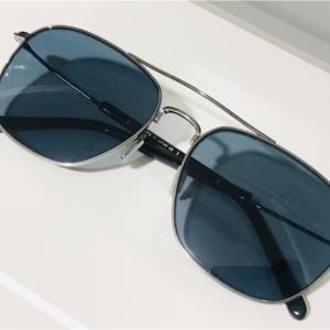 【MASUNAGA since 1905 『GMS-114 SG』】伊勢丹メンズ館でカッコいいサングラスを買いました