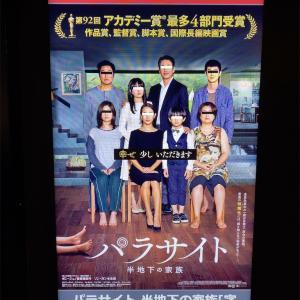 失業中の僕が、アカデミー賞を受賞した話題作『パラサイト 半地下の家族』を観てきたよ[映画を観た方に読んでほしい]